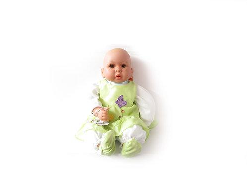 Lelunukke, vauvanukke, keräily