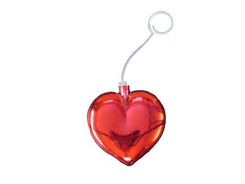 Joulukuusen koriste, sydämmet 9 kpl