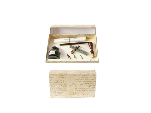 Galligrafia lahjapakkaus