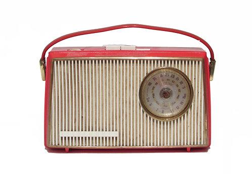 Retro radio -50 luvulta