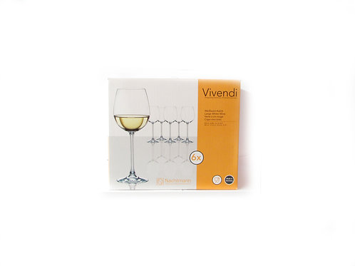 Viinilasi, valkoviinilasi, juomalasi, Vivendi viinilasi