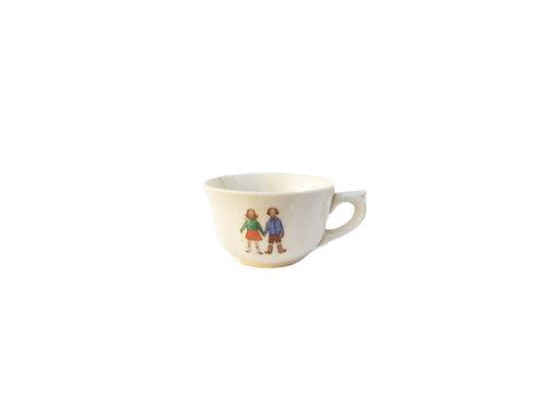 Hannu ja Kerttu lasten kahvikuppi