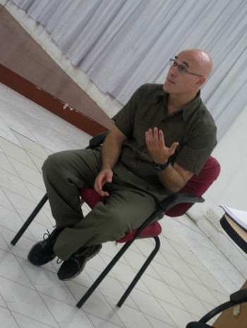 Acting Workshop, The Madras Center