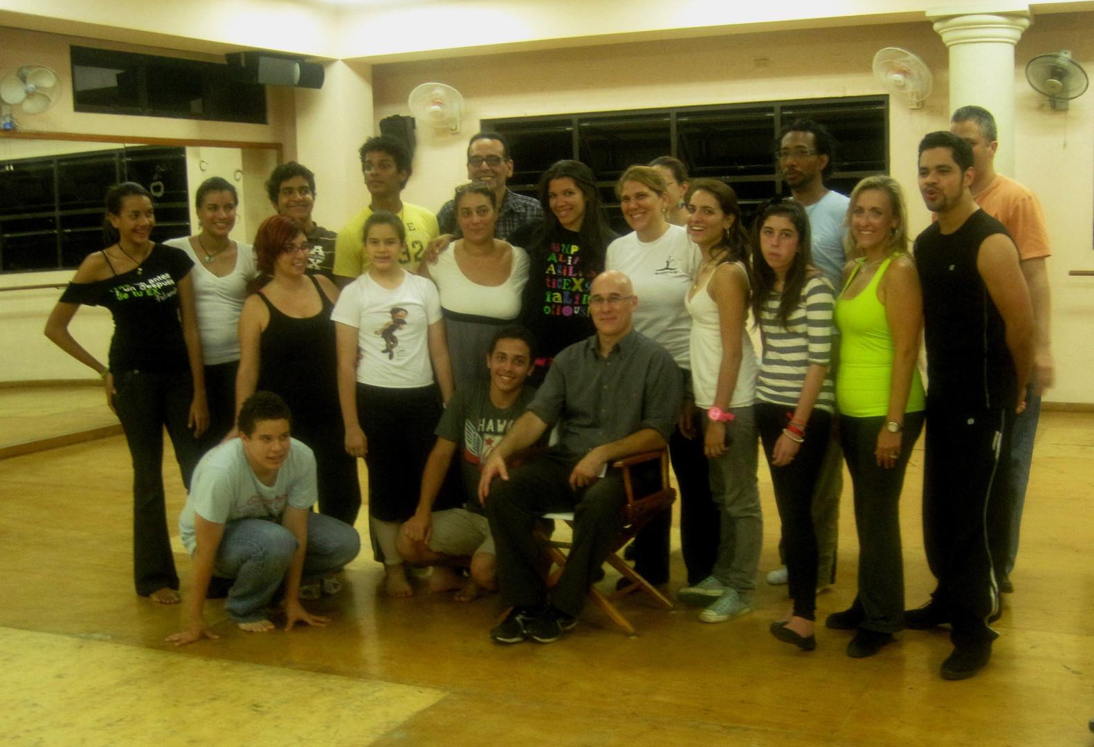 Physical Theatre Workshop, Ballet Clasico Alin Abreu