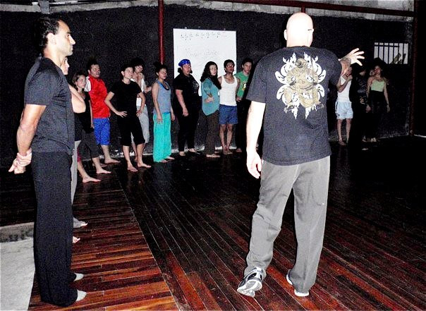 Physical Theatre Workshop, Taller Teatro Nacional