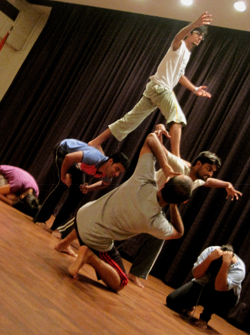 Physical Theatre Workshop, The American Center