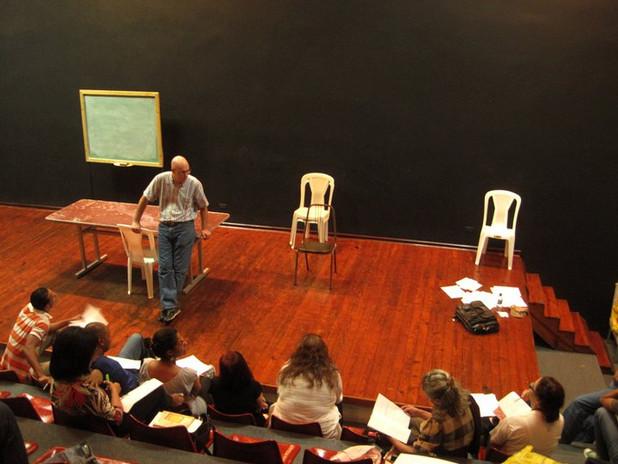 Acting Workshop, Centro de la Cultura