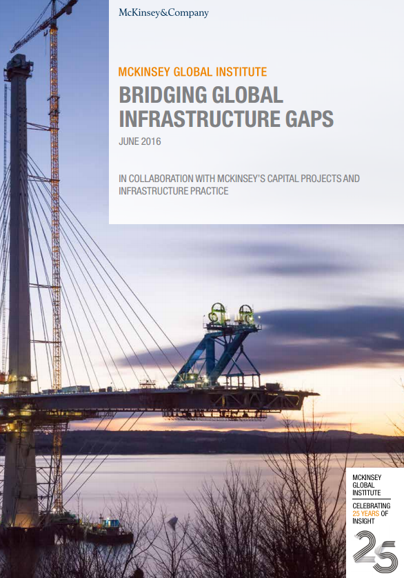 Bridge Infra Gap
