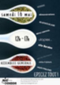 ASSEMBLEE GENERALE affiche taille reduit