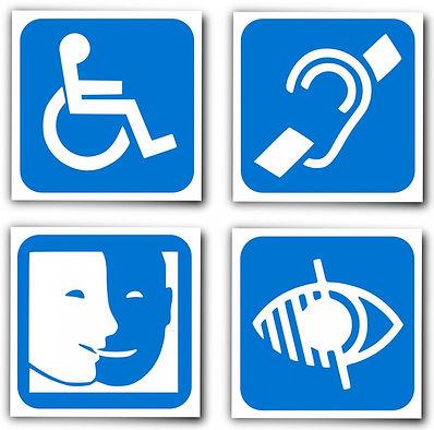 Acces handicap à la MJC