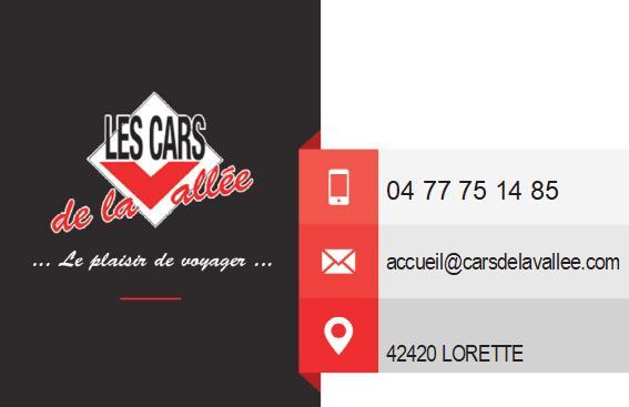 CARS DE LA VALLEE 44
