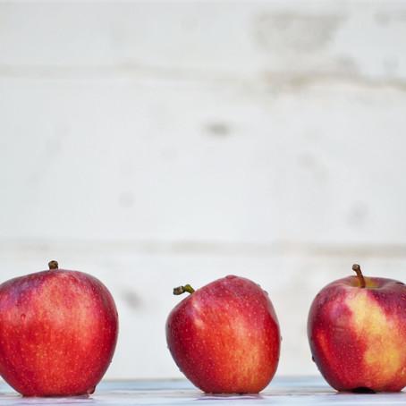 Les bienfaits des pommes, les connaissez vous ?