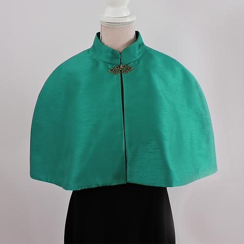 Violet - Green Silk