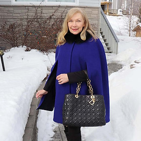 Catherine - Royal Blue