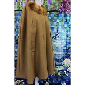 Ava - Caramel Wool
