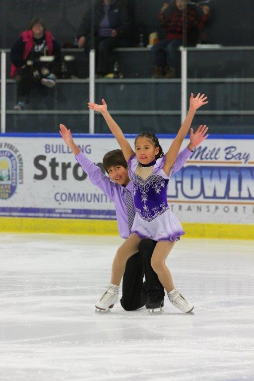Special O Skating Pairs