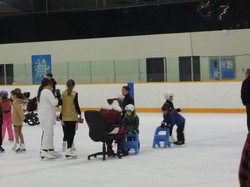 Xmas party with CanSkaters