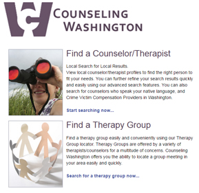 Counseling Washington