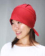 バンダナ帽イメージ