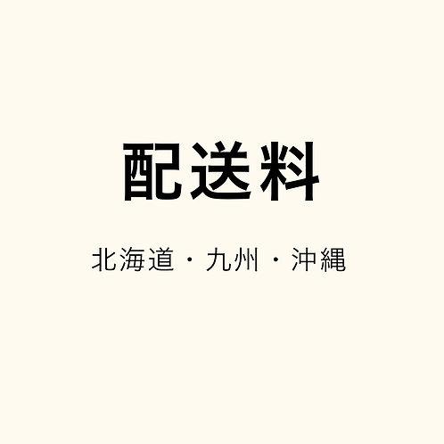 宅急便と郵便の差額(北海道・九州・沖縄)