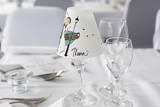 Hochzeit  Namensschilder Kalligrafie / Lettering