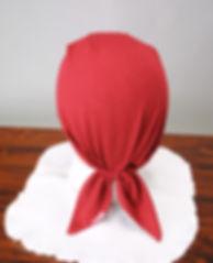 バンダナ帽背景