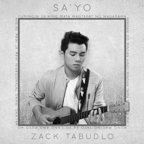 Zack Tabudlo_Sa'yo_single cover.jpg