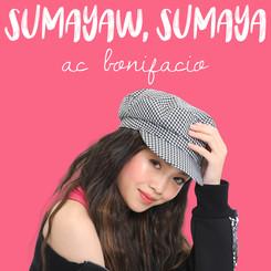 AC Bonifacio_Sumayaw Sumaya_Single Cover
