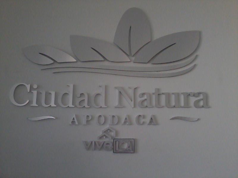 Letras 3D Aluminio MKTVISUAL