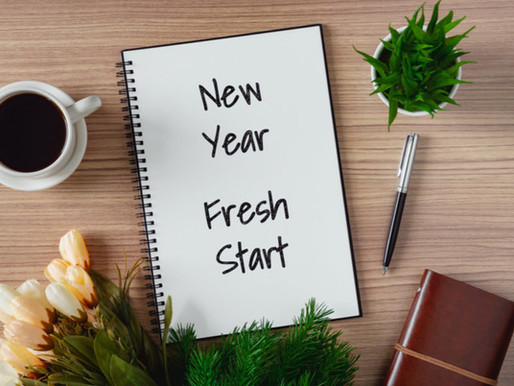 New Year, New Me: How to Create a Sustainable New Year's Resolution