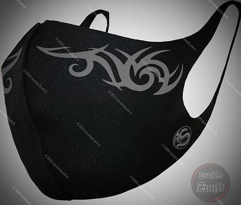 Spiral - Tribal Mask Gesichtsmaske