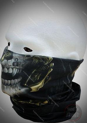 Spiral - Steampunk Reaper Schlauchschal