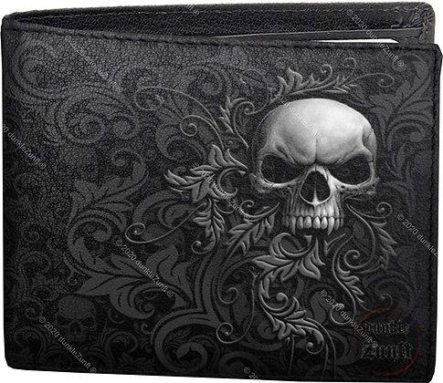 Spiral - Skull Scroll Brieftasche / Geldbeutel