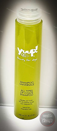 Yuup!® - Universal-Shampoo für alle Rassen - 250ml - Grundpreis: 39,96€/1L