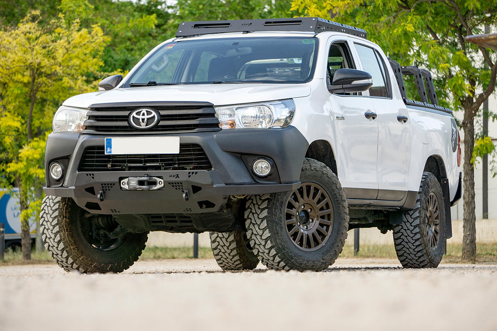 Paragolpes Toyota