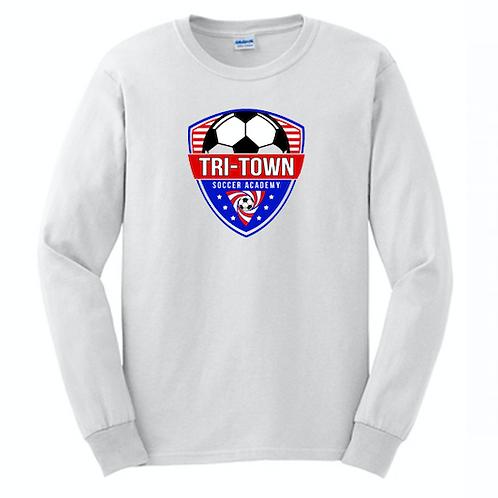 Tri Town Pajamas Top