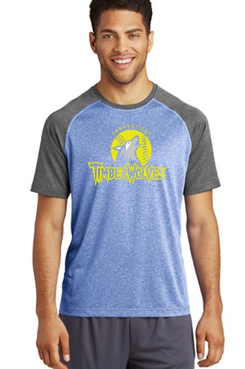 Timberwolves Unisex Scoop Neck Tshirt