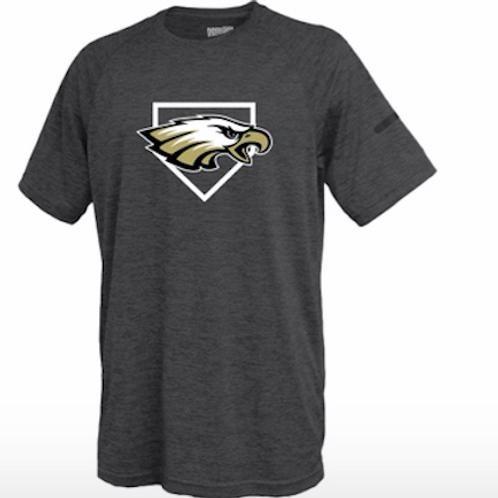 Trumbull Baseball Short Sleeve Stratos T-shirt