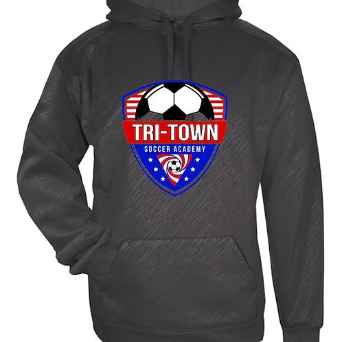 Tri Town Hoodie - GRAY