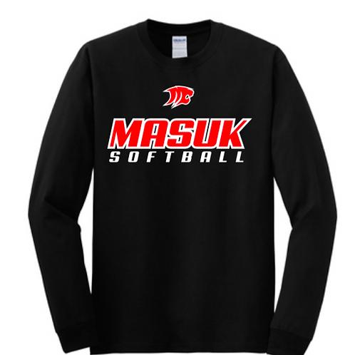 Masuk Softball Long Sleeve Shirt