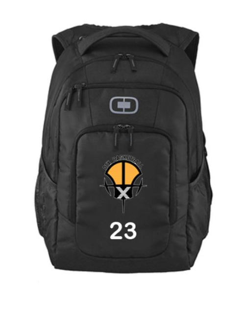 DTX Backpack WITH NUMBER