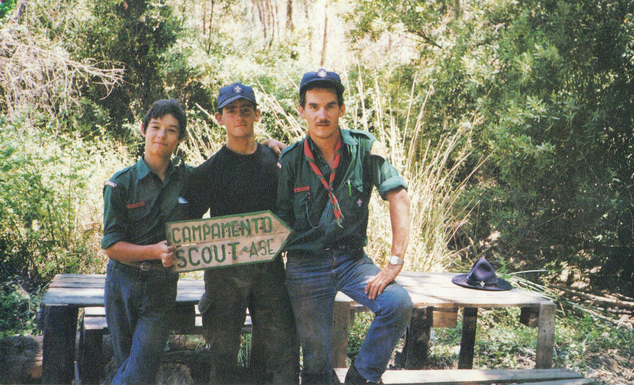 getsemaní scouts