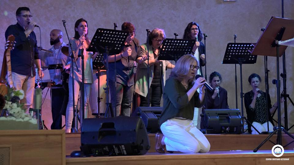 alabanza y adoración getsemaní