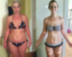 Jenna has worked with Melissa Le Man and now has a Team Le Man transformation as she has lost a lot of body fat and gained a lot of confidence