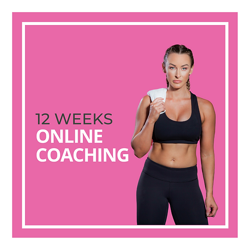 12 WEEKS COACHING