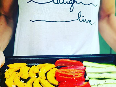 Eat The Rainbow Suppers