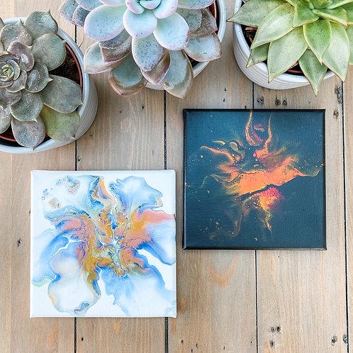 Fluid Art Taster Kit | Bespoke Colours