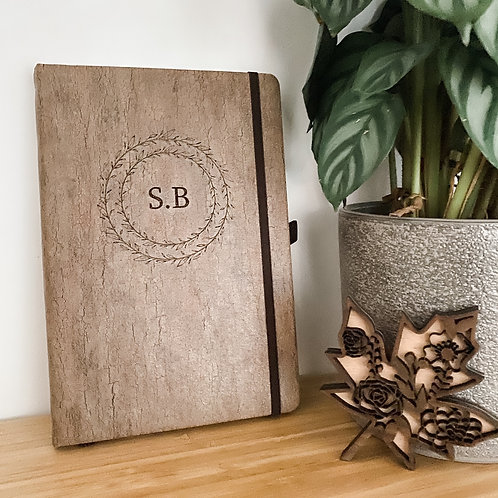 Personalised Lemome Eco Friendly Notebook