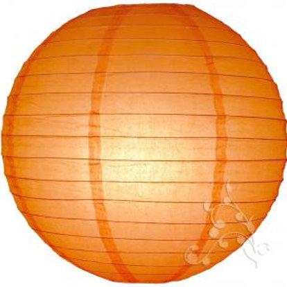Orange Hanging Lanterns