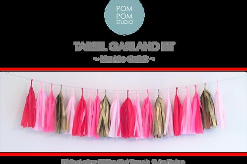 Tassel Garland Kit - Kiss Me Quick